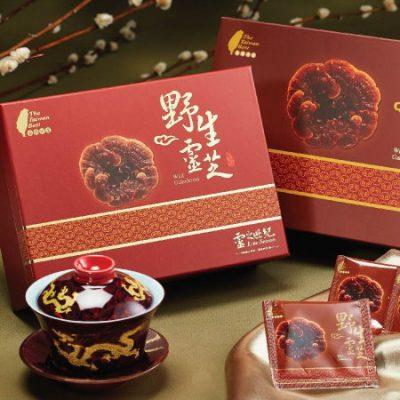 野生靈芝茶-30+3包裝