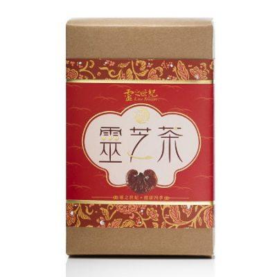 野生靈芝茶-8包裝