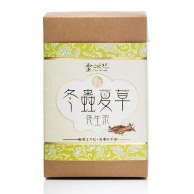 冬蟲夏草養生茶-7包裝