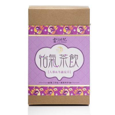 漢方怡氣茶飲-7包裝