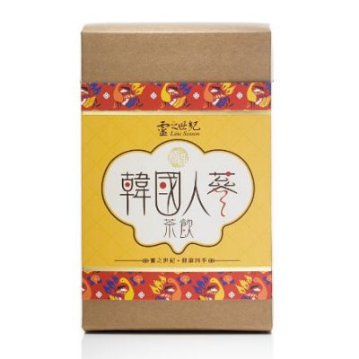 韓國人蔘茶飲-7包裝