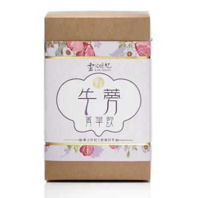 牛蒡菁華飲-8包裝