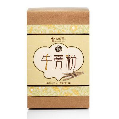 極品牛蒡粉-8包裝